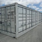 40ft new openside shipping container Perth WA