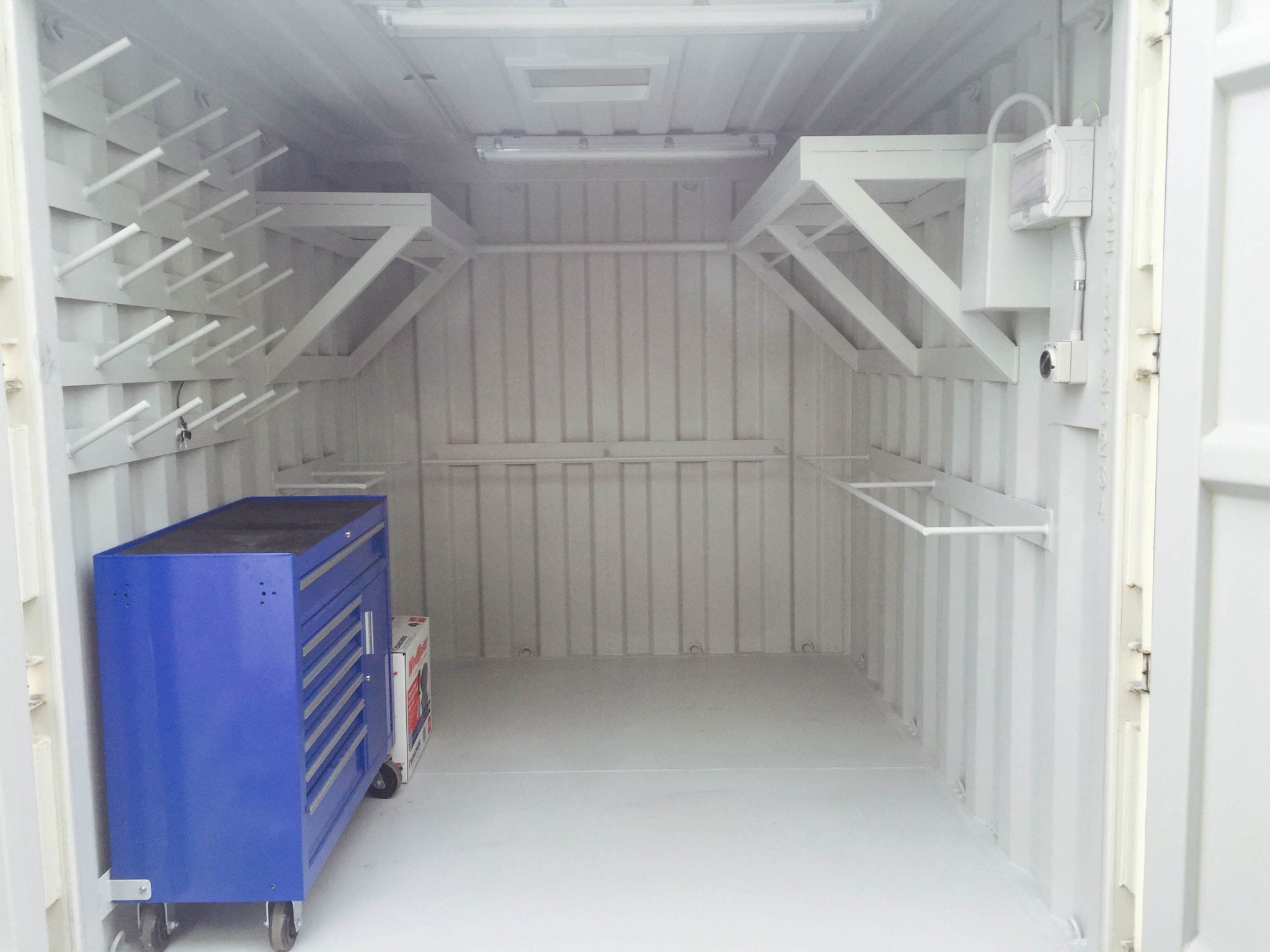 Dnv Certified Offshore Shipping Containers U Move