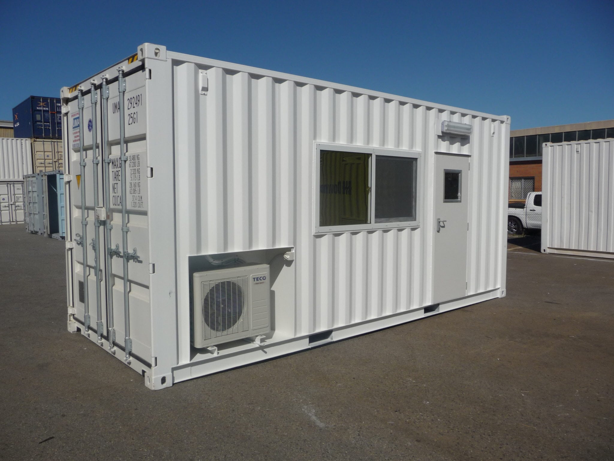 Modified Shipping Containers Perth   Custom Storage   U ...