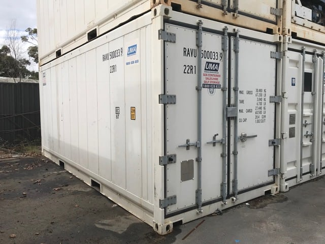 Refrigerated Containers Perth | Buy New, Used & Hire | U