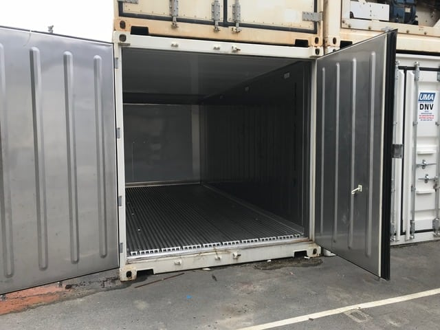 Refrigerated Containers Perth   Buy New, Used & Hire   U